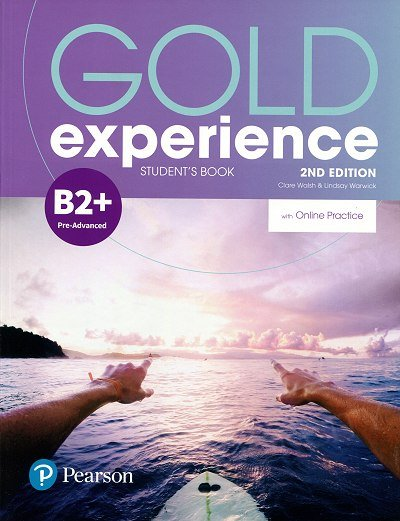 Gold Experience B2+ Student's Book with Online Practice