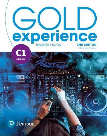 Gold Experience C1 książka nauczyciela