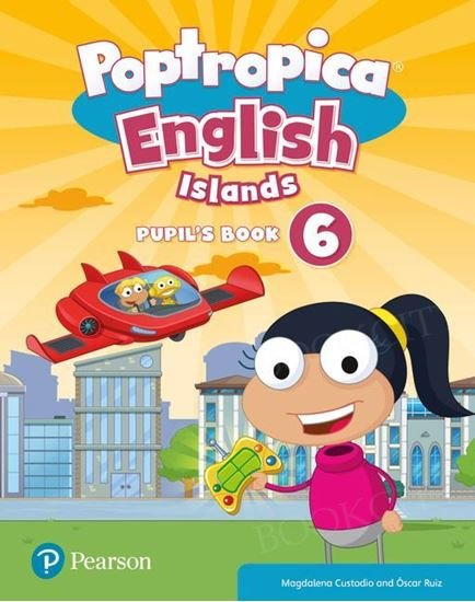 Poptropica English Islands 6 ćwiczenia