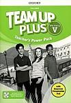 Team Up Plus klasa 5 Teacher's Power Pack z kodem dostępu do Classroom Presentation Tool
