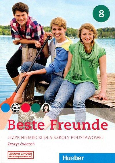 Beste Freunde klasa 8 (Reforma 2017) ćwiczenia