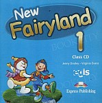 New Fairyland 1 Class Audio CDs (set of 2)
