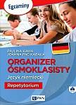 Organizer ósmoklasisty. Język niemiecki. Repetytorium Repetytorium