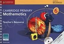 Cambridge Primary Mathematics 6 Teacher's Resource + CD