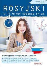Rosyjski w 15 minut każdego dnia dla początkujących