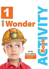 I Wonder 1 Activity Book + DigiBook