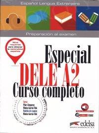 Especial DELE A2 curso completo Podręcznik + audio online