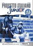 Progetto Italiano Junior 1B klasa 8 ćwiczenia