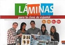 Laminas para la clase de espanol + CD