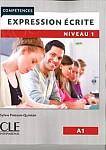 Expression Ecrite niveau 1 A1 Książka