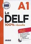 Le DELF 100% réussite A1 Książka + CD mp3