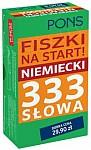 Fiszki na start Niemiecki 333 słowa