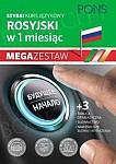 Rosyjski w 1 miesiąc Mega zestaw
