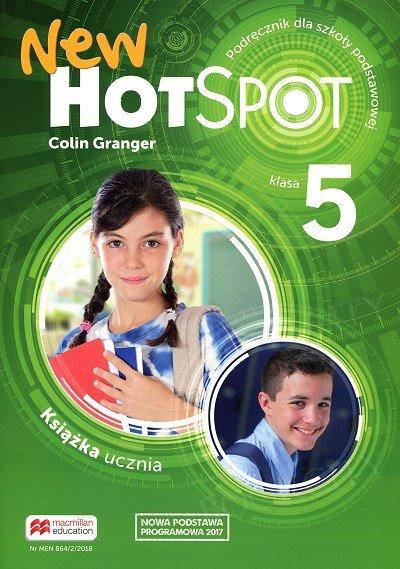 New Hot Spot klasa 5 (Reforma 2017) podręcznik