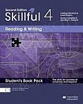 Skillful 4 Reading & Writing Książka ucznia + kod online + Zeszyt ćwiczeń online