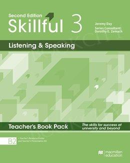 Skillful 3 Listening & Speaking Książka nauczyciela + kod online
