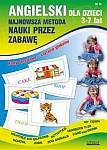 Angielski dla dzieci 3-7 lat Zeszyt 16