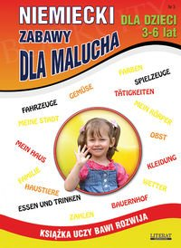 Niemiecki dla dzieci 3 3-6 lat Zabawy dla malucha