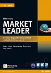 Market Leader 3rd Edition Elementary Coursebook with DVD-ROM FLEXI 1