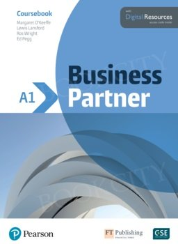 Business Partner A1 Coursebook with MyEnglishLab