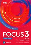 Focus Second Edition - Poziom 3 Student's Book + Digital Resources