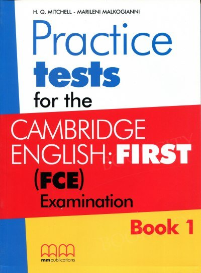 Practice Tests For The Revised Fce Student's Book
