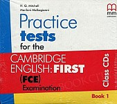 Practice Tests For The Revised Fce Class Cd