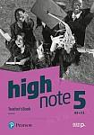 High Note 5 Teacher's Book plus płyty audio, DVD-ROM i kod dostępu do Digital Resources