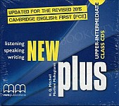 New Plus Upper-Intermediate Class CDs