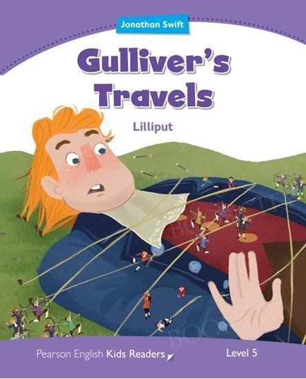Gullivers Travels. Lilliput Książka