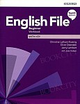 English File Beginner (4th Edition) Workbook with Key