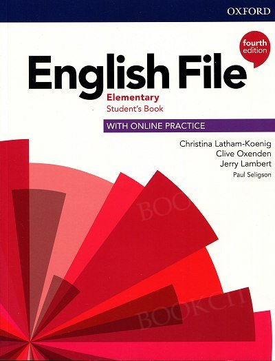 English File Elementary (4th Edition) Student's Book with Online Practice