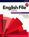 English File (4th Edition) Elementary Student's Book with Online Practice