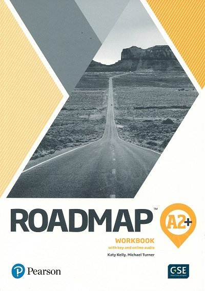 Roadmap A2+ Workbook with Key and Online Audio