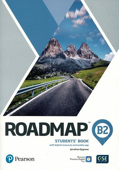Roadmap B2 Student's Book with Digital Resources and Mobile app