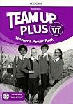 Team Up Plus klasa 6 Teacher's Power Pack