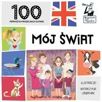 100 angielskich słówek Mój świat