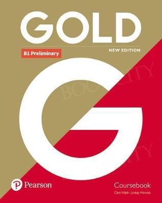 Gold B1 Preliminary New Edition podręcznik