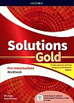 Solutions Gold Pre-Intermediate Ćwiczenia + kod eWorkbook