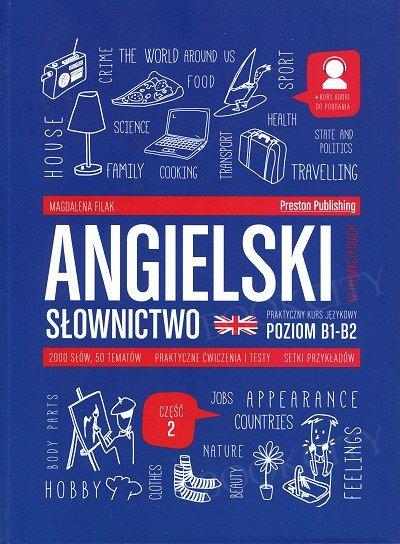 Angielski w tłumaczeniach. Słownictwo 2 Książka + mp3 online