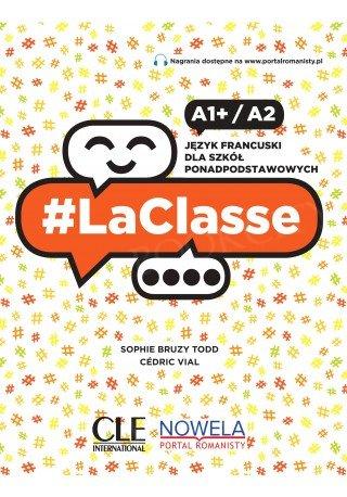 LaClasse A1+/A2 (Reforma 2019) podręcznik