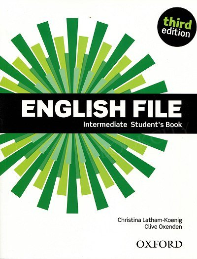 English File Intermediate (3rd Edition) (2013) Student's Book