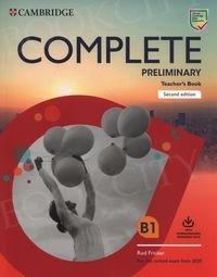 Complete Preliminary (2nd edition) książka nauczyciela