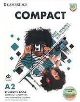 Compact Key for Schools A2 Student's Pack (Student's Book without Answers with Online Practice and Workbook without Answers with Audio Download)