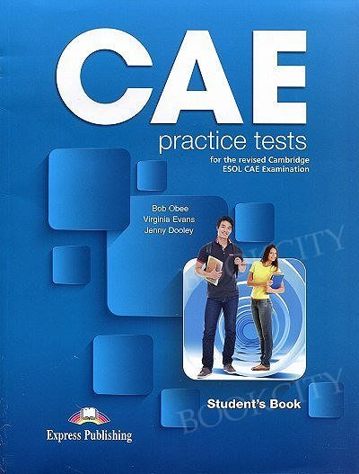 CAE Practice Tests Student's Book + Digibook
