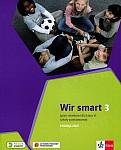 Wir Smart 3 (2017) - klasa 6 Podręcznik z płytą CD