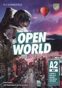 Open World A2 Key Student's Book with Answers with Online Workbook