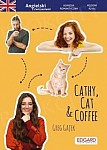 Cathy, Cat & Coffee Książka