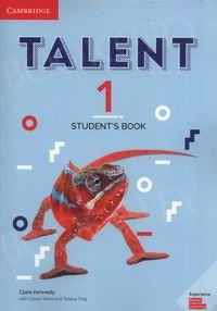Talent 1 podręcznik