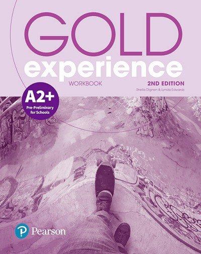 Gold Experience A2+ ćwiczenia